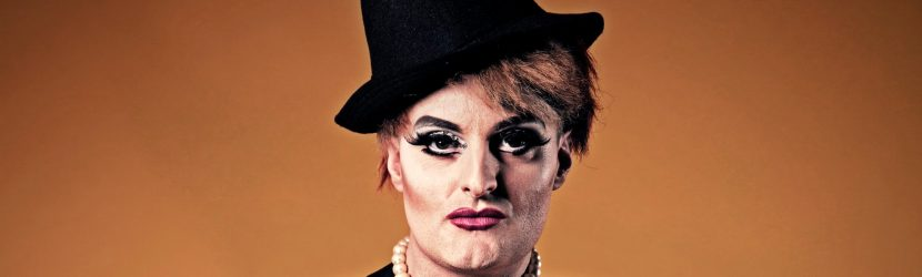 """""""I'm not a drag queen, but I have done an awful lot of drag"""""""